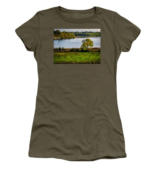Killone Lake In County Clare, Ireland Women's T-Shirt