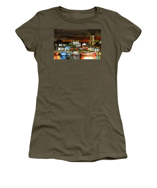 Killybegs Harbour, Donegal. Women's T-Shirt