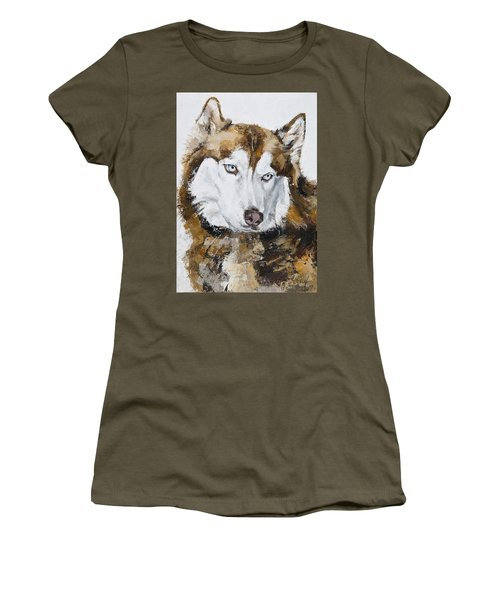 Kind Eyes Women's T-Shirt