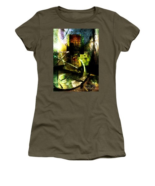 King Of Sadness Women's T-Shirt (Athletic Fit)
