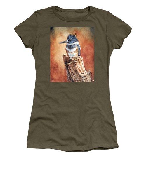 Kingfisher I Women's T-Shirt