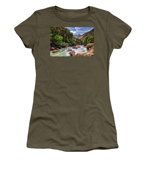 Kings River Women's T-Shirt (Athletic Fit)