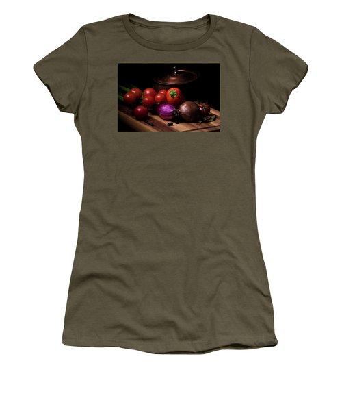 Kitchen 2 Women's T-Shirt (Athletic Fit)