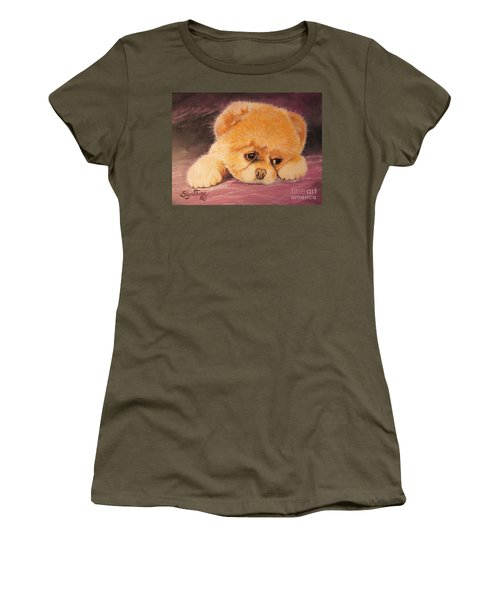 Flying Lamb Productions     Koty The Puppy Women's T-Shirt