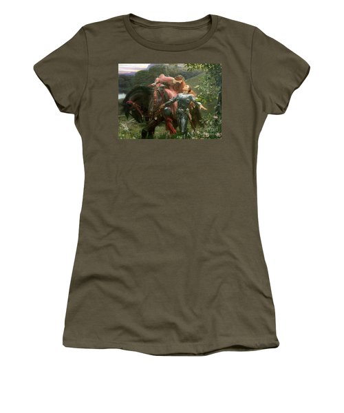 La Belle Dame Sans Merci Women's T-Shirt