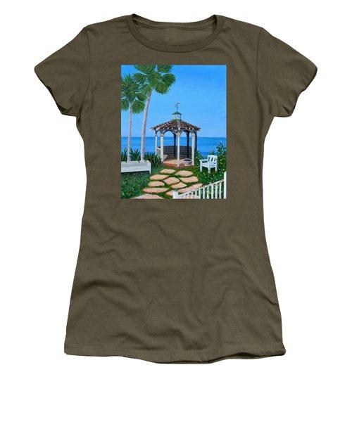 La Jolla Garden Women's T-Shirt