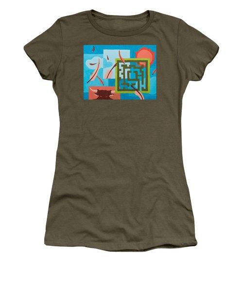 Labyrinth Day Women's T-Shirt