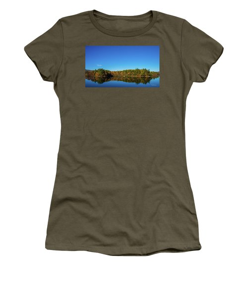 Lake Reflections Women's T-Shirt