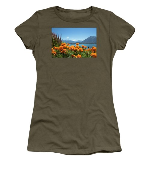 Lake Thunersee Women's T-Shirt