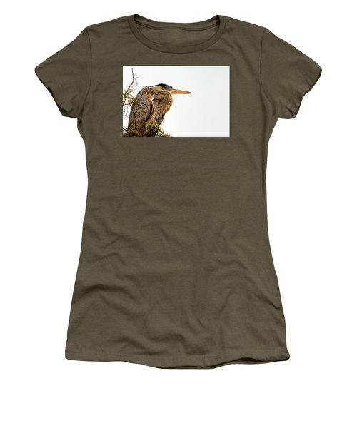Laser Gaze Women's T-Shirt (Athletic Fit)