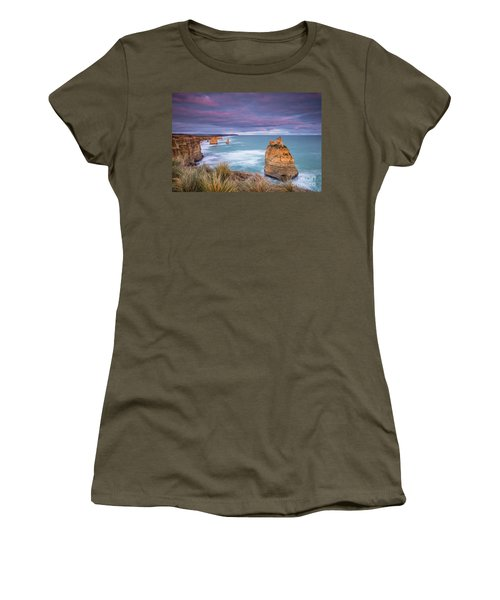 Last Light Of Day Women's T-Shirt (Athletic Fit)