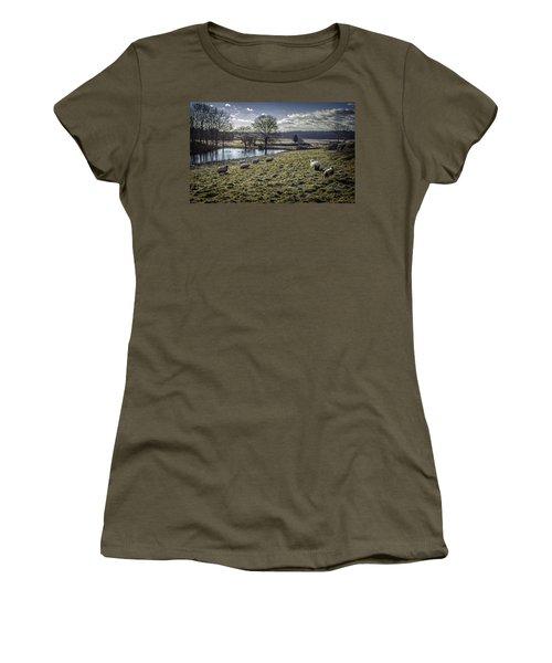 Late Fall Pastoral Women's T-Shirt