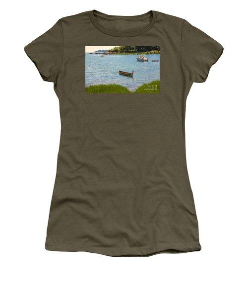 Later Afternoon Sun Women's T-Shirt