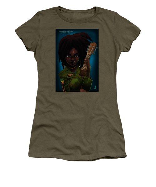 Lauryn Hill Women's T-Shirt