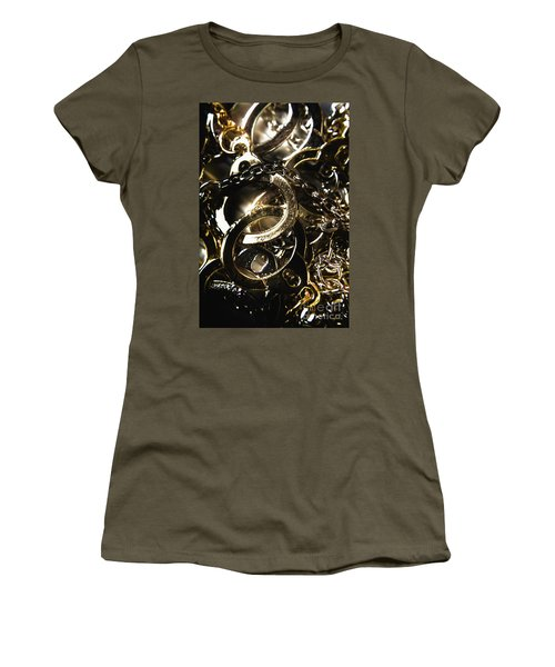 Law And Order Women's T-Shirt