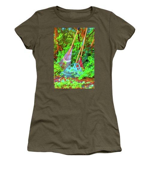 Lawn Tools Women's T-Shirt