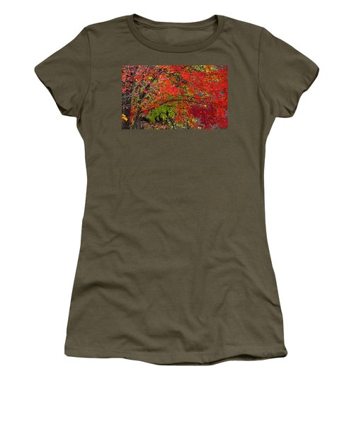 Layers Women's T-Shirt (Athletic Fit)
