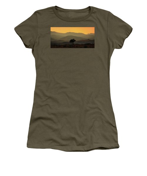 Layers Of Lucidity Women's T-Shirt