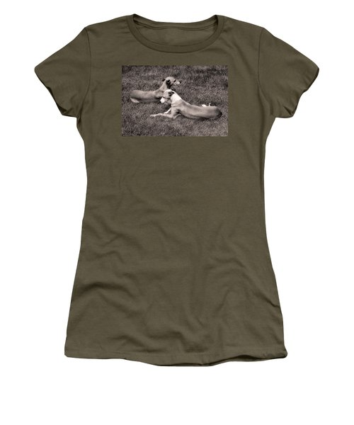 Lazy Summer Day Women's T-Shirt