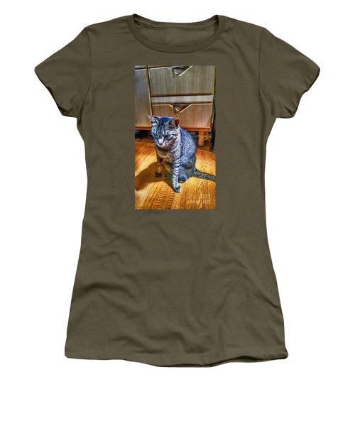 Le Chat Gris Women's T-Shirt