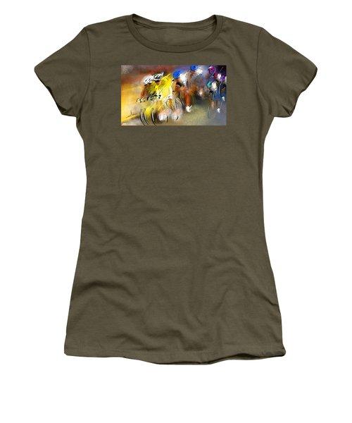 Le Tour De France 05 Women's T-Shirt