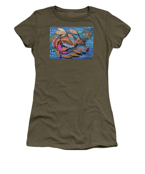 Leafy Seadragon Women's T-Shirt