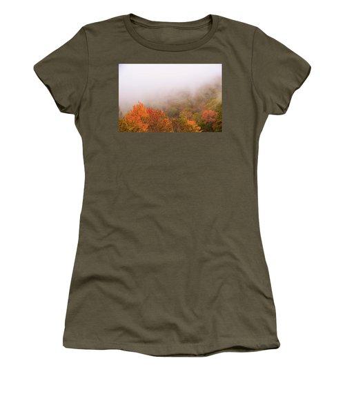 Leaves Women's T-Shirt