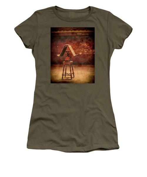 Paris, France - Lectern Women's T-Shirt