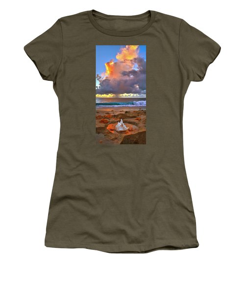 Left Behind - From Singer Island Florida. Women's T-Shirt