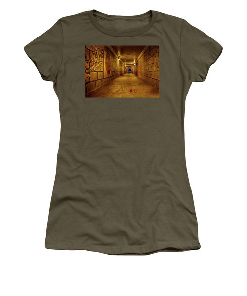Left Behind Women's T-Shirt