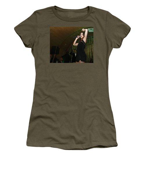 Leighton Meester Women's T-Shirt