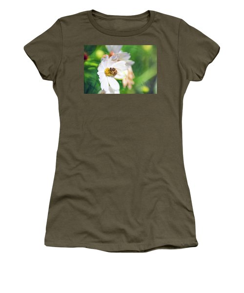 Women's T-Shirt featuring the photograph Lensbabee 1 by Brian Hale
