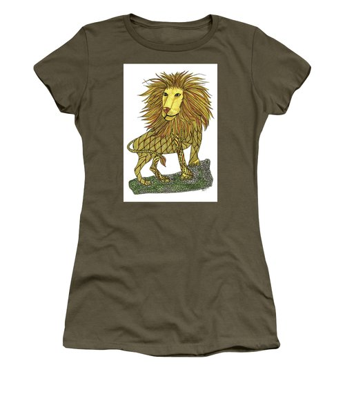 Leo Women's T-Shirt (Athletic Fit)