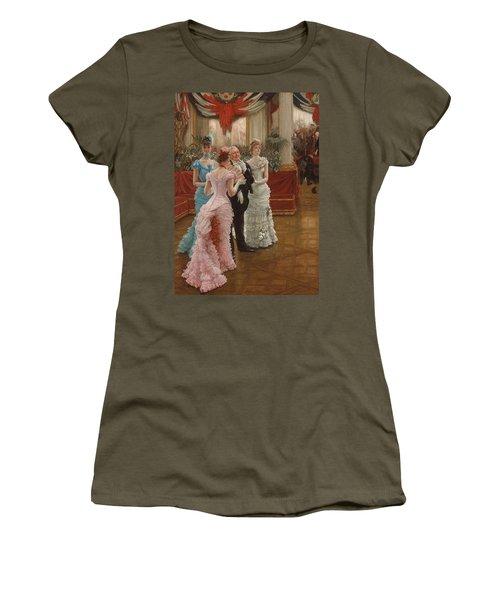 Les Demoiselles De Province Women's T-Shirt