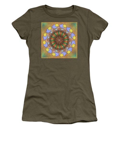 Let It Rain Women's T-Shirt (Athletic Fit)