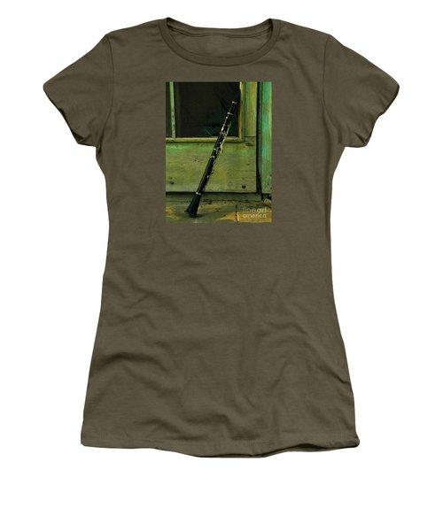 Licorice Stick Women's T-Shirt (Junior Cut) by Joe Jake Pratt