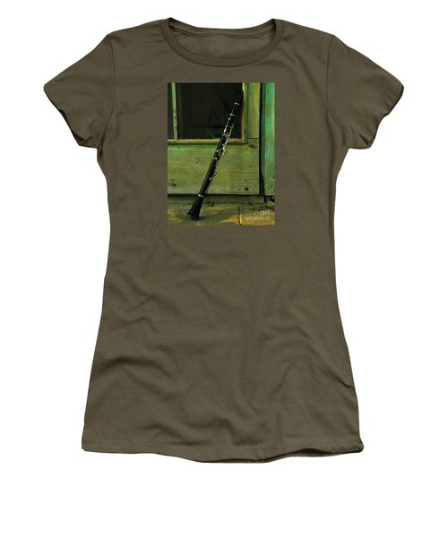 Licorice Stick Women's T-Shirt (Athletic Fit)