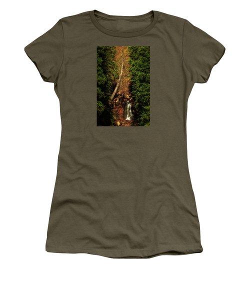 Life And Death Women's T-Shirt (Junior Cut) by Rick Furmanek