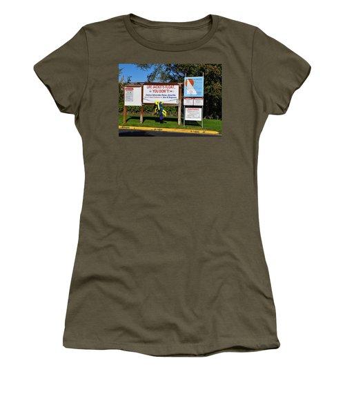Life Jackets Float Women's T-Shirt