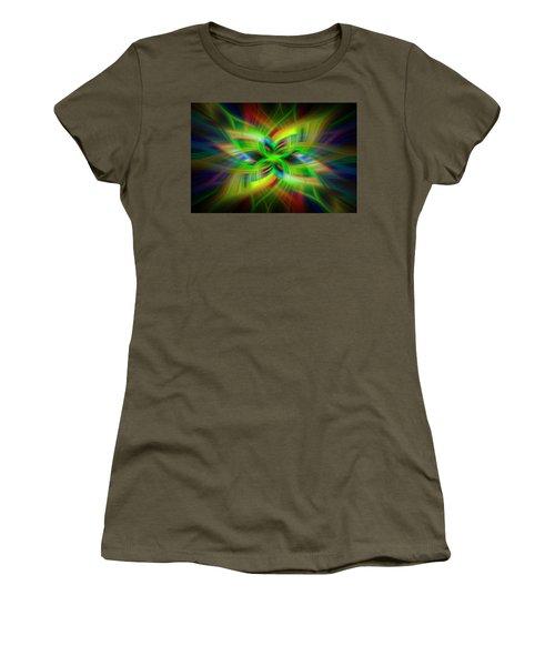 Light Abstract 1 Women's T-Shirt
