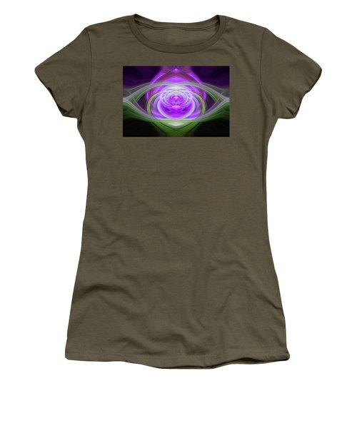 Light Abstract 3 Women's T-Shirt