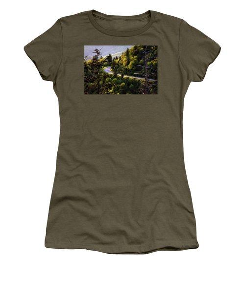 Light Women's T-Shirt (Junior Cut) by Deborah Scannell