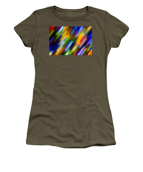 Light In Motion Women's T-Shirt (Athletic Fit)