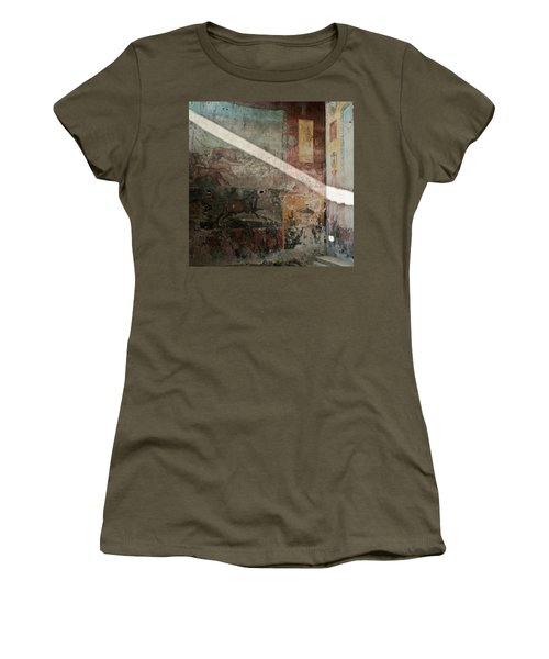 Light On The Past Women's T-Shirt