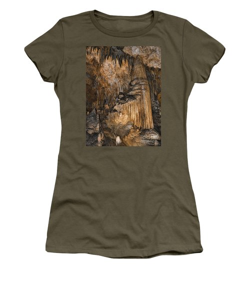 Like Organ Pipes They Stand Women's T-Shirt