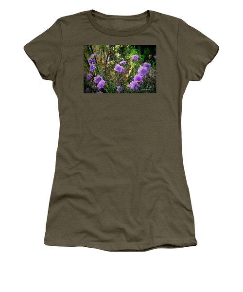 Lilac Carved Jellytot Women's T-Shirt