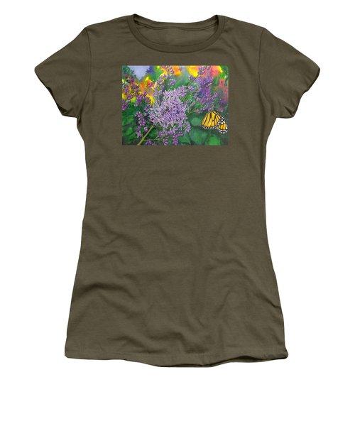 Lilac Women's T-Shirt