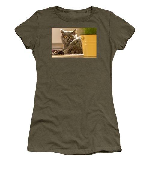 Lilli The Cat Women's T-Shirt