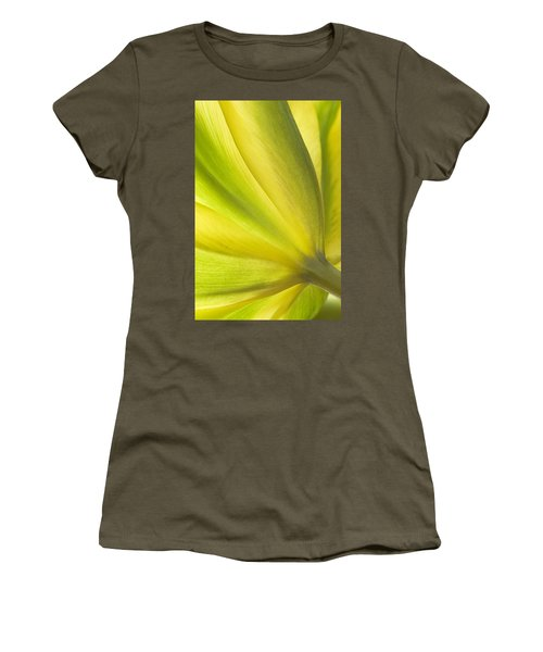 Lime Tulip Women's T-Shirt