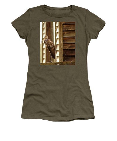 Limpkin Women's T-Shirt